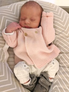 Nora Cozy Sweater
