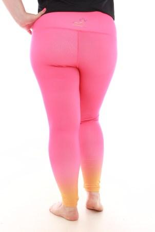 Second skin yoga pants