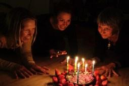 Red Square Birthday Celebration