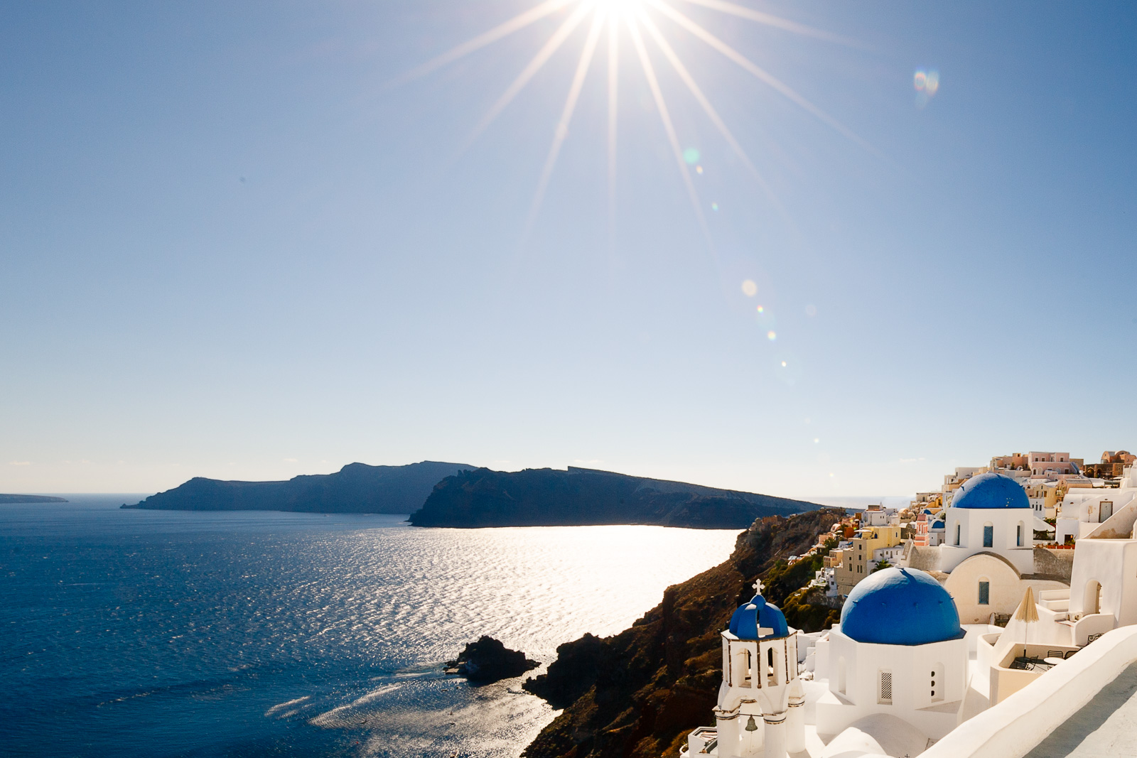 Photographing Greece