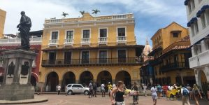 to do list for Catagena, Colombia