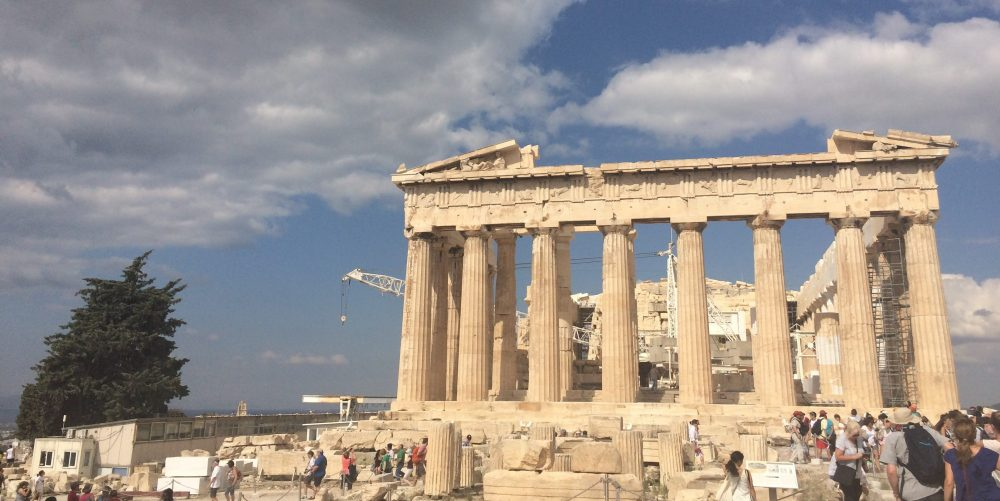 Athens Greece to do list