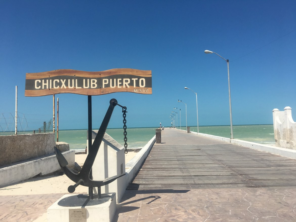 Chicxulub in Mexico