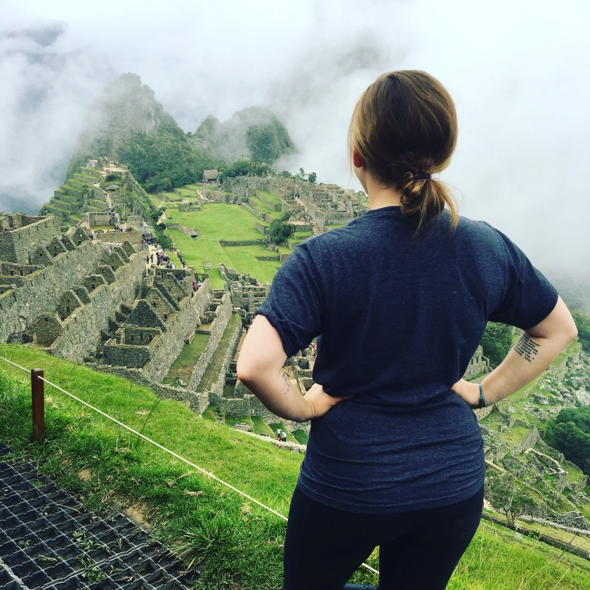 Made it to Machu Picchu