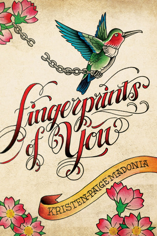 fingerprints of you