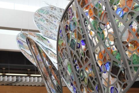 """Dierk Van Keppel's """"Ribbon of Light"""