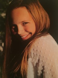 Student Spotlight: Chloe Laurson