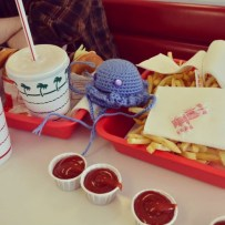 Barry's favourite main course: Ketchup with a side of fries: The magic of In & Out burger