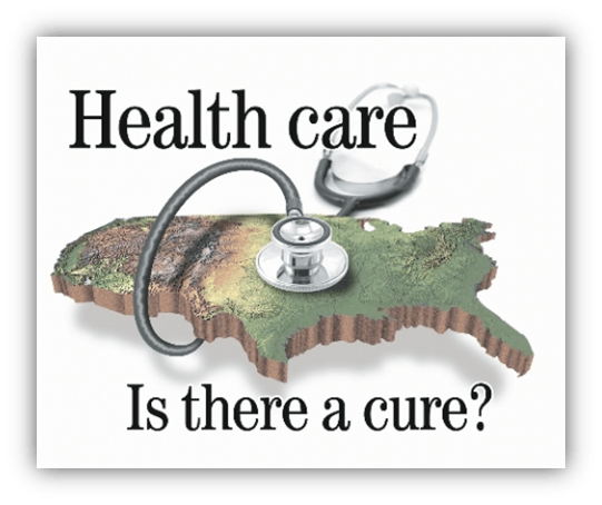 Health Care Crisis in America – (Could it be hiding in our foods?)