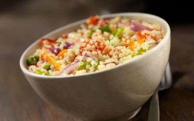 Quinoa Stir-Fry