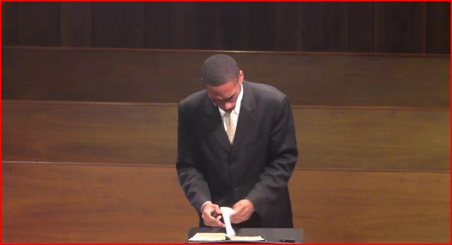 Revival Sabbath, Session 2 – in California (video)