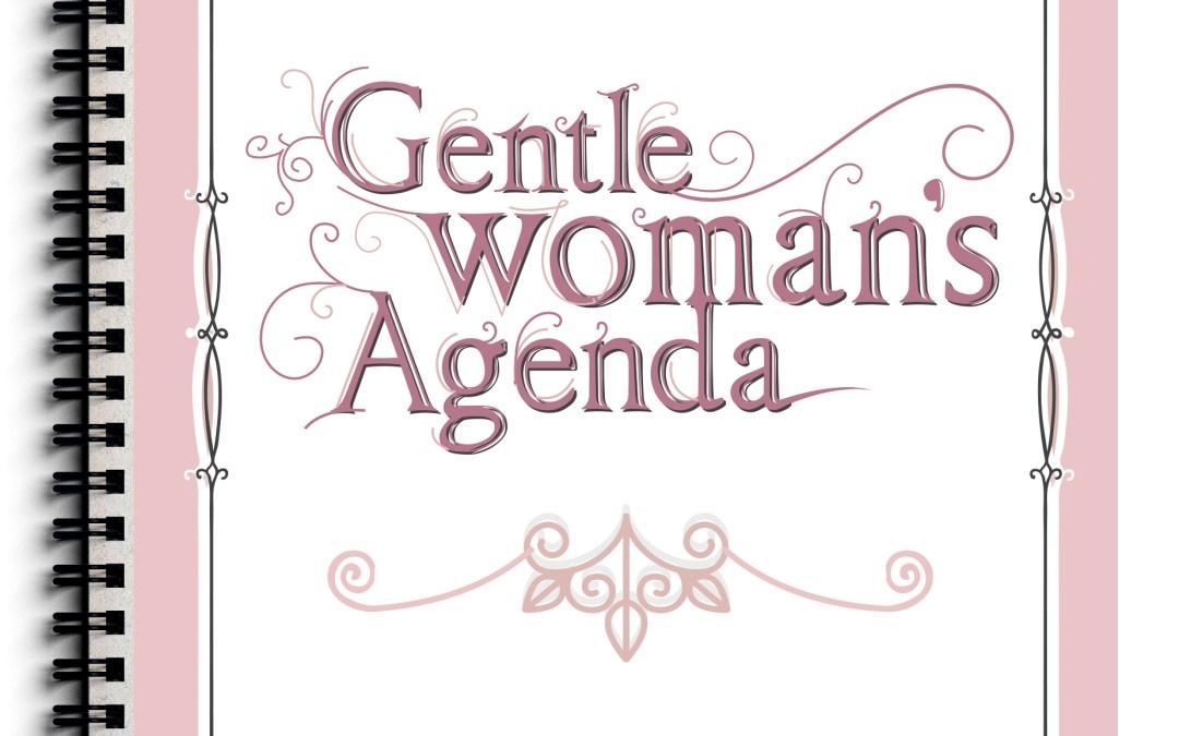 Gentlewoman's Agenda