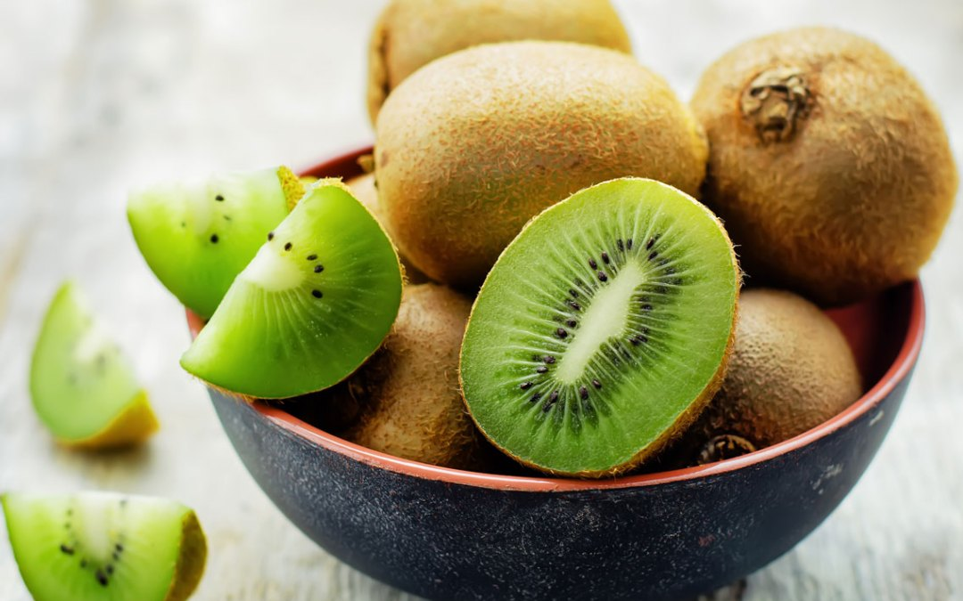 Coconut-Kiwi Cake