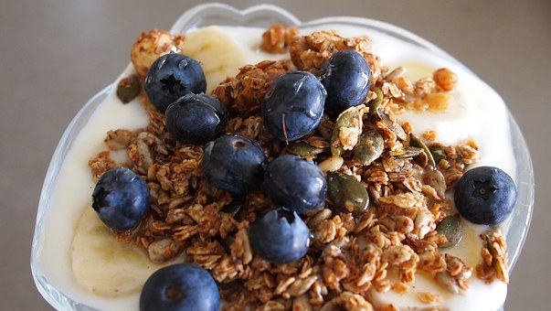 Vanilla Maple and Almond Granola