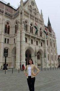 Будапешт - Парламент
