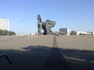 Памятник Трем Силезским восстаниям