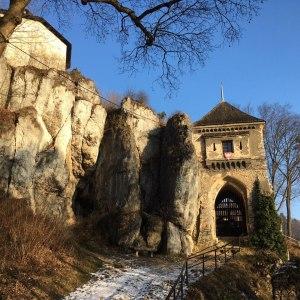 Ойцовский Парк - Руины замка королевского