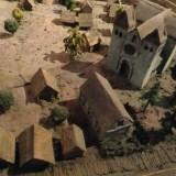 Музей 1000 лет Вроцлава - макет Бреслау