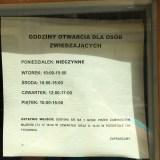 Вроцлавский Музей Фармакологии - Расписание Работы Музея