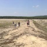 Блендовская пустыня - бархан