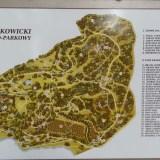Дворец Марианны Оранской - Карта Парка