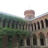 Дворец Марианны Оранской - Внутренний Двор