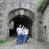 Крепость Клодзко - Одни из ворот