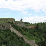 Крепость Клодзко - Вид с бастиона