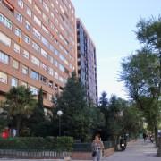 Просто дворик в Мадриде