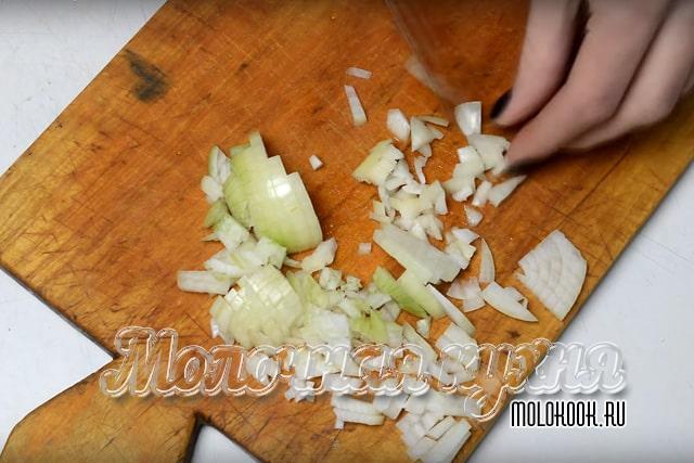 Cebollas de molienda