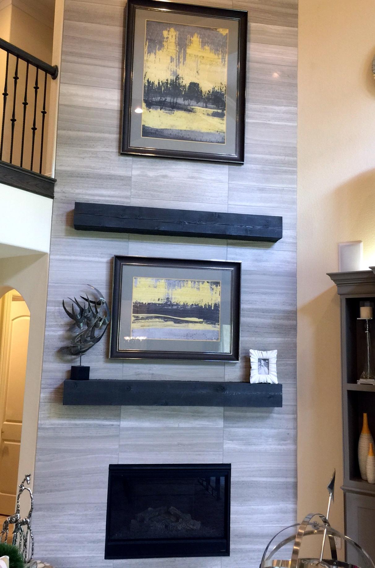 tiling a fireplace creative tile