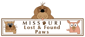 Missouri Lost & Found Paws
