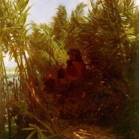 The Reeds Bent