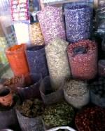 Dubai's spice market