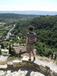 view of Gordes