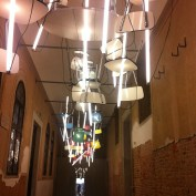 While in Venice we got to check out the Biennale - this is from the New Zealand pavilion