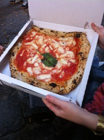 Best pizza - in Napoli