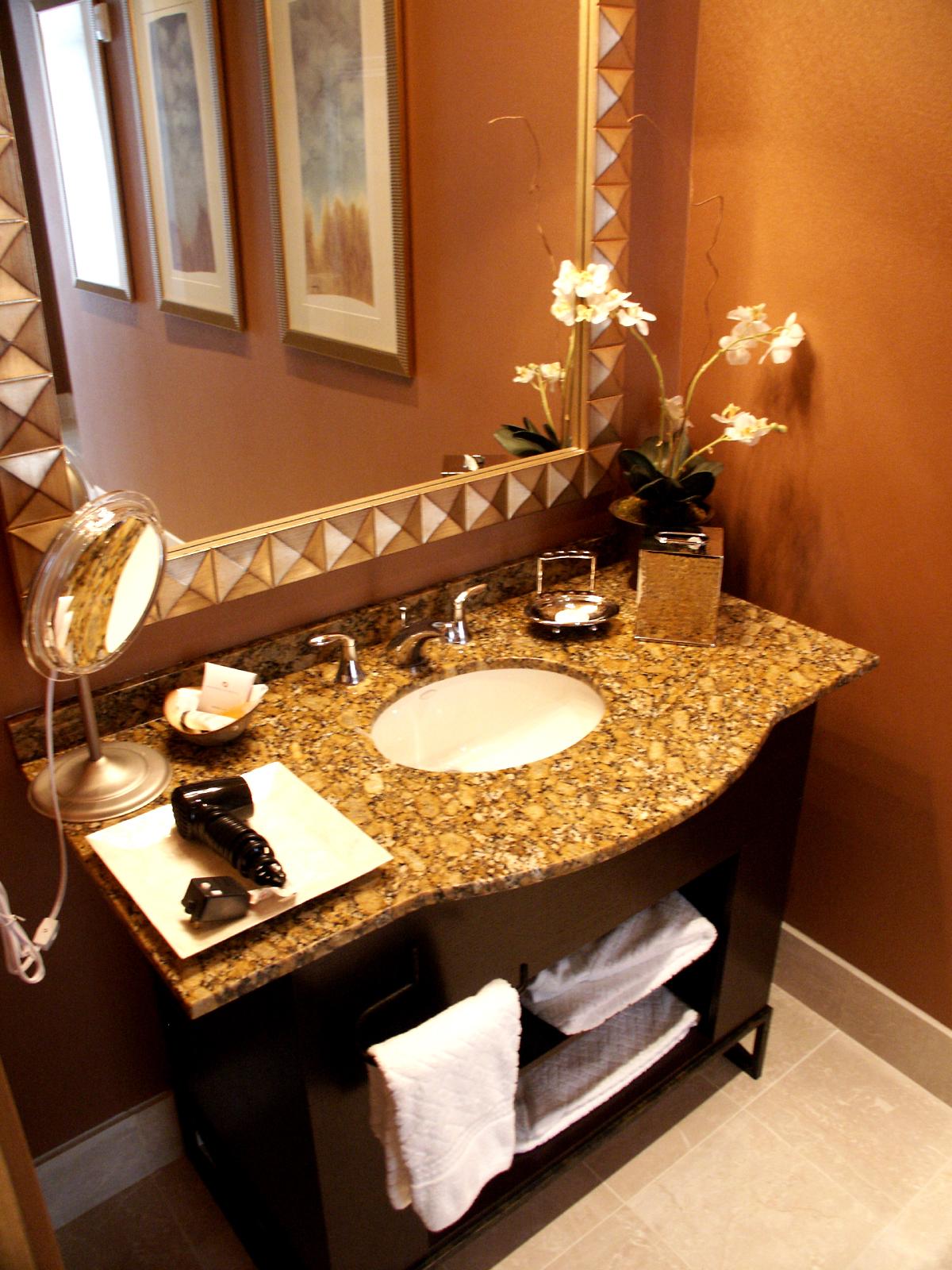 intercontinent Gorgeous Bathroom Decor to make your ... on Beautiful Bathroom Ideas  id=87373
