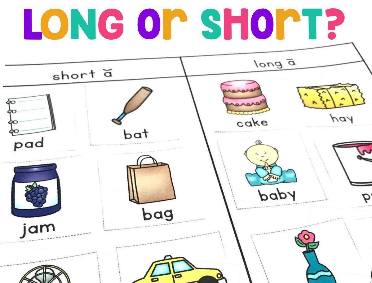 1st Grade Vowel Worksheets   Kids Worksheets