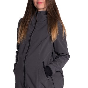 Rainproof Maternity Jacket Outer Space Colour home