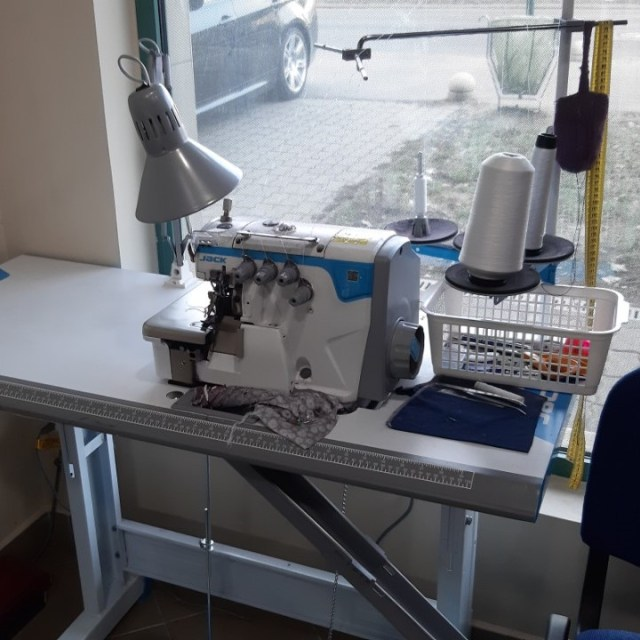Sewing Machine Made in Europe