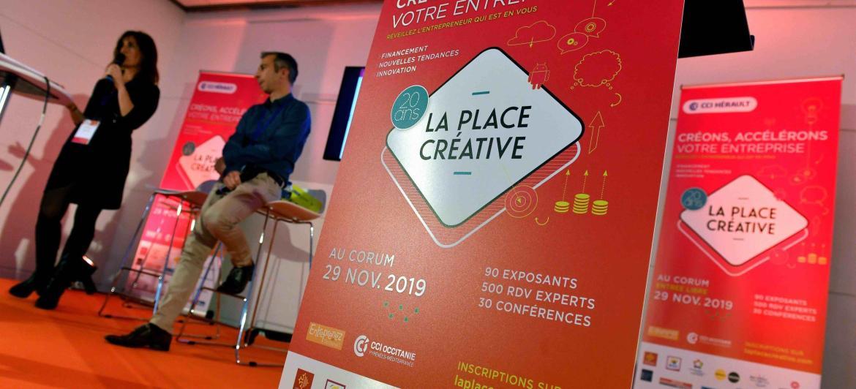 La Place Créative 2019