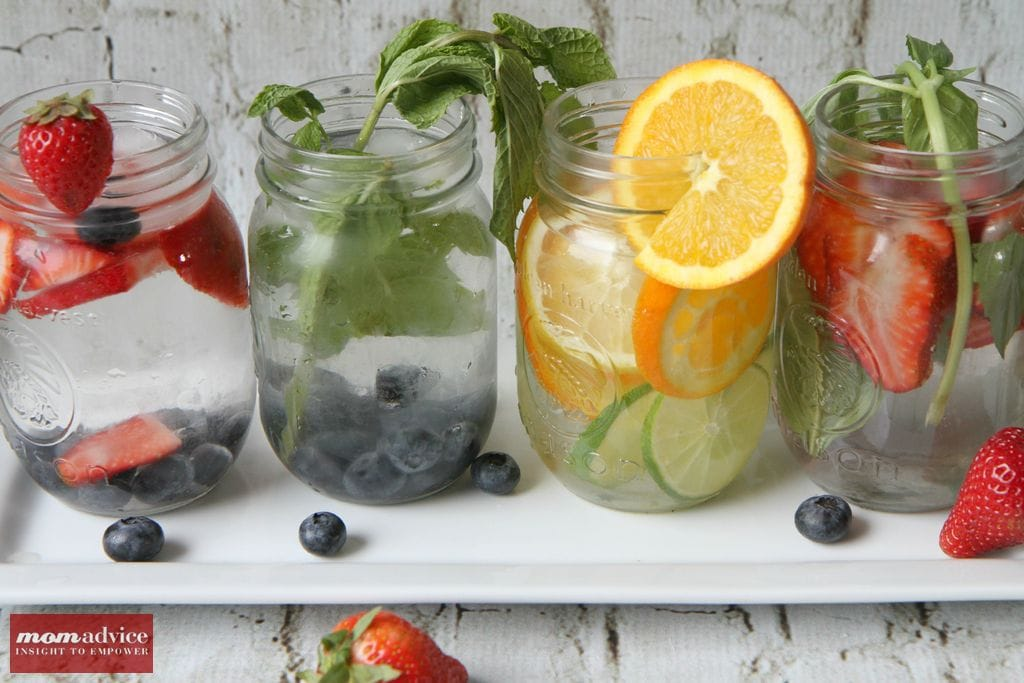 Fruit-Infused Water Recipes