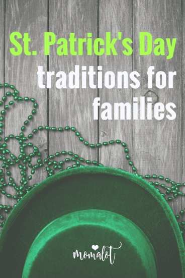 St Patrick's Day Traditions for Families