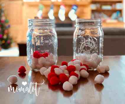 real moms guide to keeping home company ready - pom-poms reward system