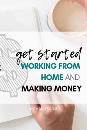 How to get started working from home