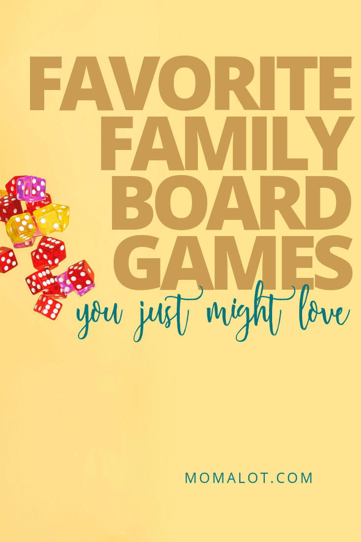 How many times have you played a board game only to be well... bored? Here is a list of family board games sure to keep you busy with the kids.