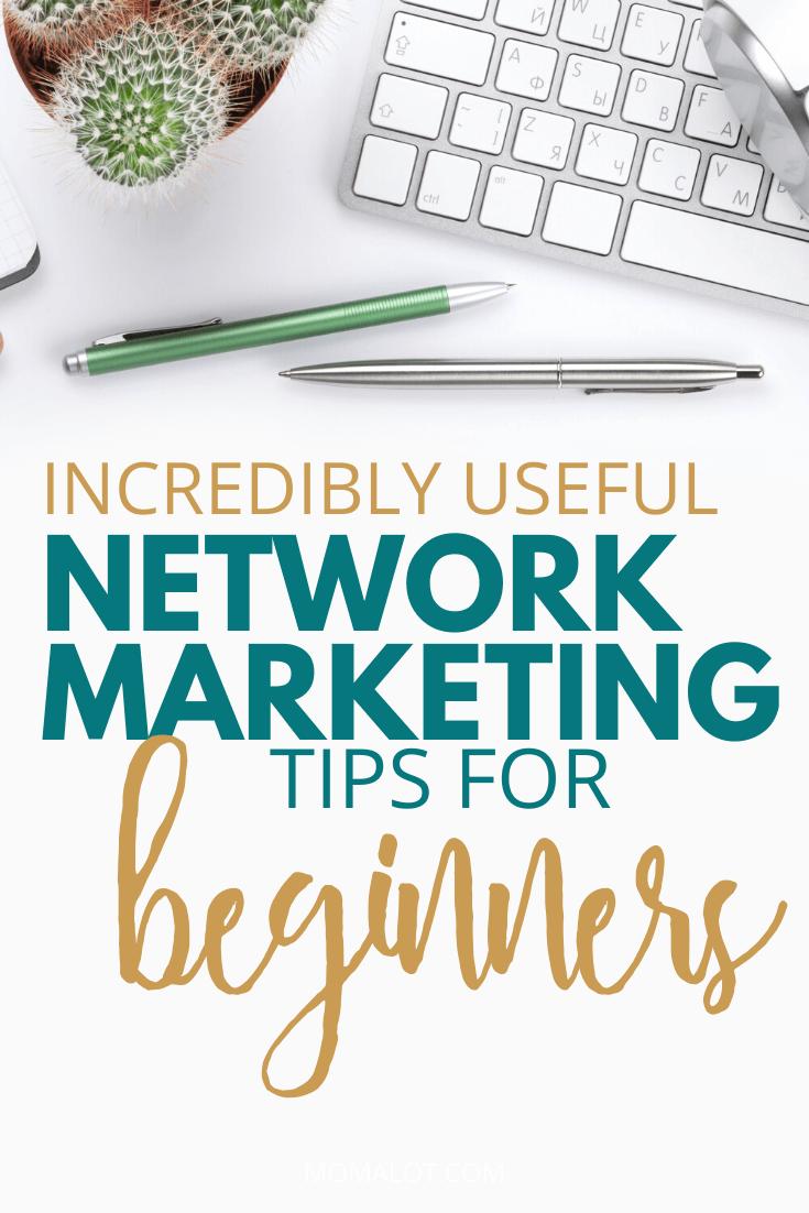 5 Network Marketing Tips for Beginners