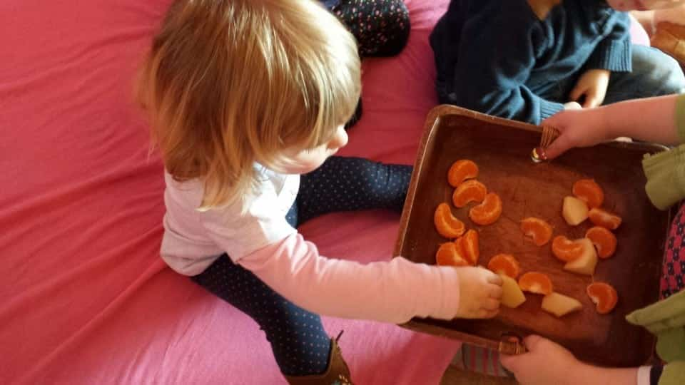 Ambities en kinderopvang