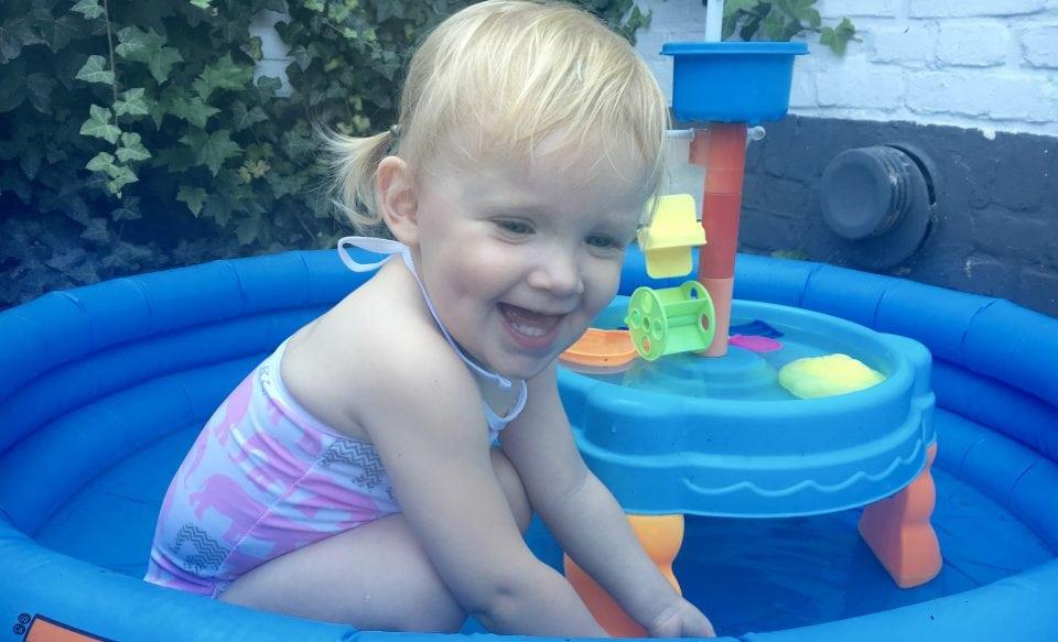 kind beschermen tegen uv-stralen